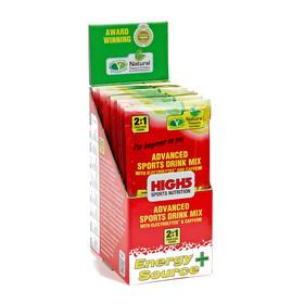 High5 EnergySource Plus Drink Box Lemon 12 x 47g
